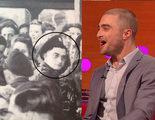El increíble parecido de Daniel Radcliffe con mujeres de fotos antiguas