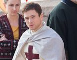 Primeras imágenes de Taron Egerton como el nuevo Robin Hood