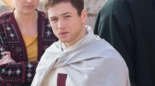 Primeras imágenes de Taron Egerton como Robin Hood