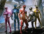 'Power Rangers': Póster español con los Rangers y los Zords preparados para la batalla