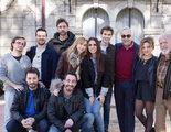 Primeras fotos del reencuentro de 'El internado' con Marta Hazas, Elena Furiase y Javier Cidoncha