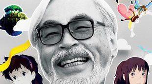 ¡Vuelve Hayao Miyazaki! El mítico director de anime prepara película