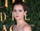 Emma Watson deslumbra en Londres durante la premiere de 'La Bella y la Bestia'