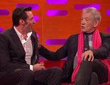 Hugh Jackman recuerda su primer día como 'X-Men' y da las gracias a Ian McKellen