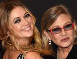 Billie Lourd comparte esta adorable foto junto a su madre, la recientemente fallecida Carrie Fisher