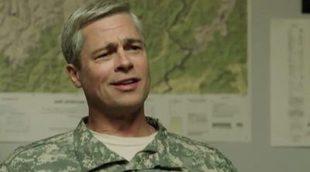 La sátira bélica de Brad Pitt para Netflix estrena teaser