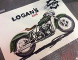 'Logan': Así es la moto con la que Fox se despide de Lobezno