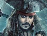 Nuevo póster de 'Piratas del Caribe: La venganza de Salazar' con Johnny Depp y Javier Bardem