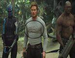 'Guardianes de la Galaxia Vol. 2': ¿Viste el mensaje oculto en la camiseta de Star-Lord en el tráiler?