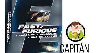 Las mejores ofertas en DVD y Blu-Ray: 'Buscando a Dory', 'The Flash', 'Fast & Furious'