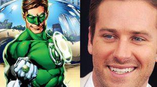 ¿La confirmación definitiva de que Armie Hammer será Linterna Verde?