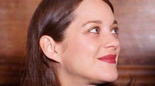 Los increíble labios de Marion Cotillard para una película