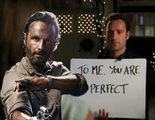 Andrew Lincoln protagoniza el crossover de 'The Walking Dead' y 'Love Actually' y se declara a Negan