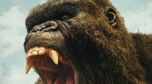 Taquilla EE.UU.: 'Kong' arrebata el primer puesto de 'Logan'