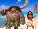 Escena eliminada exclusiva de 'Vaiana': Vaiana y Maui contra el murciélago de ocho ojos