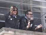 'The Walking Dead': Daryl y Negan disfrutan de las fallas en Valencia