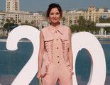 'No sé decir adiós': Nathalie Poza le dice hola a la Biznaga de plata en el Festival de Málaga