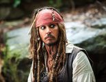'Piratas del Caribe: La venganza de Salazar': Jack Sparrow y el Capitán Salazar se enfrentan en el nuevo póster