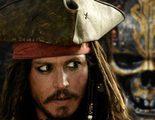 'Piratas del Caribe: La venganza de Salazar': Jack Sparrow huye del Capitán Salazar en el nuevo tráiler