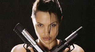 Angelina Jolie y sus test de drogas y baños de leche en el rodaje de 'Tomb Raider'