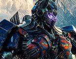 'Transformers: El último caballero' muestra quince minutos en la CinemaCon, y son recibidos con desconcierto