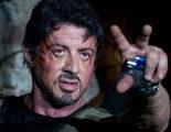 Sylvester Stallone abandona 'Los mercenarios'