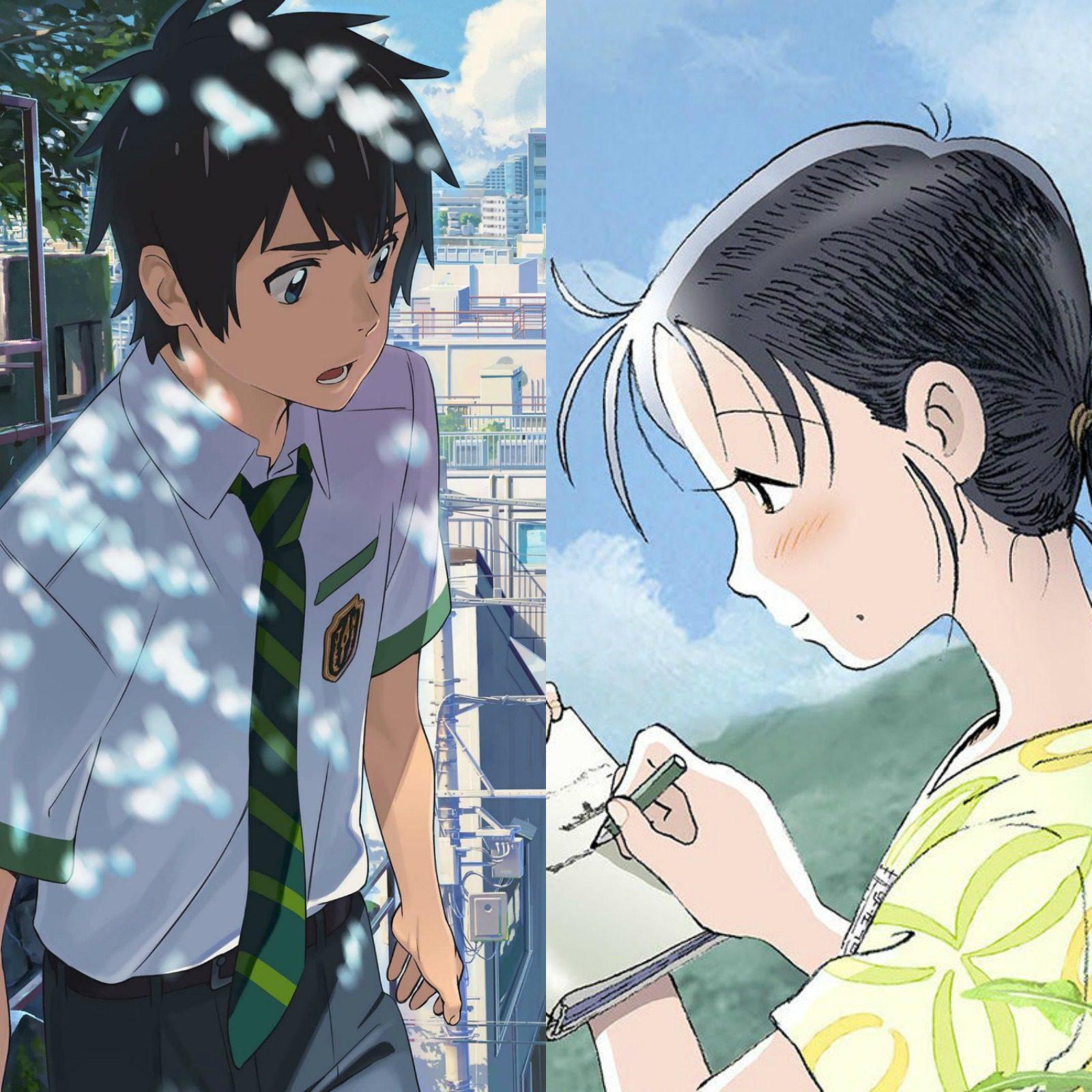 Your Name Y Otras 11 Peliculas De Anime Actuales Que No Te Debes Perder Ecartelera