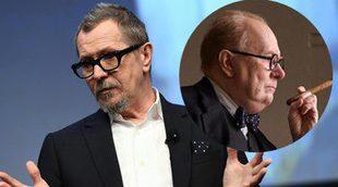 Gary Oldman digievoluciona en Winston Churchill en su nueva película