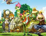 'El reino de los ranas': Fábulas de ayer y hoy