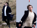¿Harry Styles o Michael Myers? Las redes se cachondean con el rodaje del videoclip del actor de 'Dunkerque'