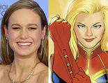 "Para Brie Larson, 'Captain Marvel' ""es muy divertida"""