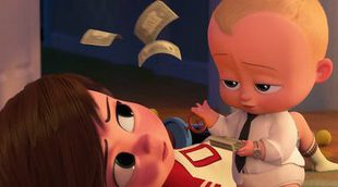 Taquilla EEUU: 'El bebé jefazo' vuelve a vencer a 'La Bella y la Bestia' en su segunda semana