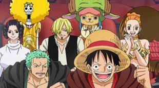 Lanzamientos DVD y Blu-Ray: 'One Piece Gold', 'Desierto'
