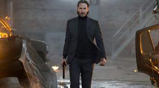 'John Wick: Pacto de sangre' tiene esta reunión de 'Matrix'