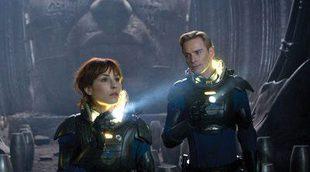 Este nuevo prólogo conecta 'Prometheus' con 'Alien: Covenant'