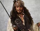 'Piratas del Caribe: La venganza de Salazar': Johnny Depp se cuela en la atracción de Disneyland vestido de Jack Sparrow