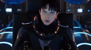 El nuevo póster de 'Valerian', ¿viene con guiño a 'El quinto elemento'?