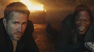 Samuel L. Jackson y Ryan Reynolds trolean al Fyre Festival