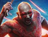 'Guardianes de la Galaxia Vol. 2': A Dave Bautista no le gustó el cambio de Drax en la secuela