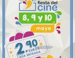 El primer día de la Fiesta del Cine comienza con un 2,55% menos de espectadores que en mayo de 2016