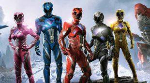 'Power Rangers' se estrella también en China y la secuela es cada vez más improbable