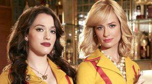Así se despiden las protagonistas de 'Dos chicas sin blanca'