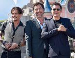 'Piratas del Caribe. La venganza de Salazar': Johnny Depp y Orlando Bloom presentan la película en Disneyland