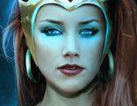 Habemus foto de Amber Heard como Mera en 'Aquaman'