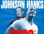Dwayne Johnson elige a Tom Hanks como su vicepresidente durante el programa 'Saturday Night Live'