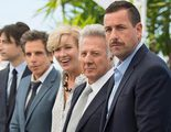 Cannes ovaciona a Adam Sandler por 'The Meyerowitz Stories'