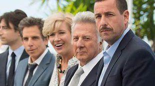 Cannes ovaciona a Adam Sandler