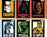 'Star Wars': Correos lanza un sello especial dedicado al 40 aniversario de la saga