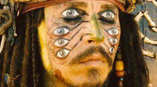 Los mejores momentos de Jack Sparrow en 'Piratas del Caribe'