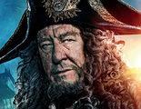 Geoffrey Rush: 'No hacemos 'Piratas del Caribe' por la taquilla. Esperamos a tener una idea para volver'